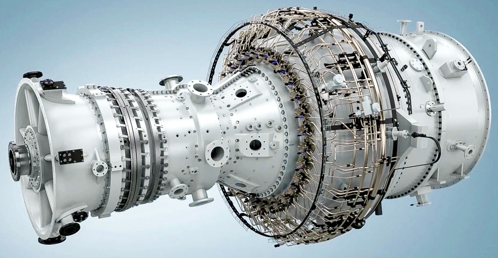 Video: See the Technology behind HEP's Natural Gas Turbines
