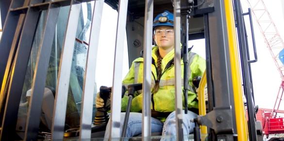 Energy Park builder Krystle Kosbar wins MASCI Apprenticeship Award