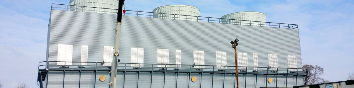 Learn About the Holland Energy Park Cooling Towers