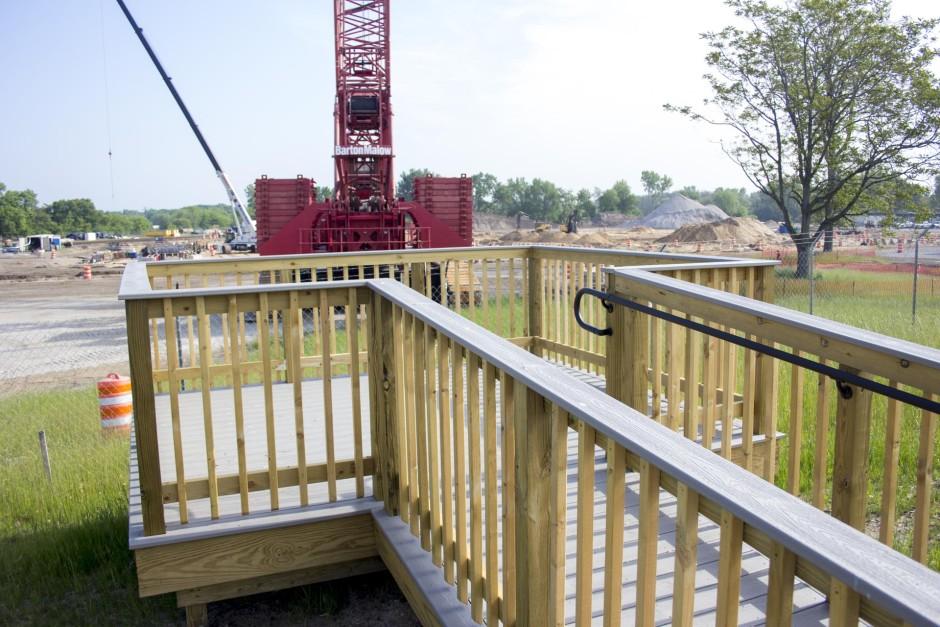 Observation deck 2